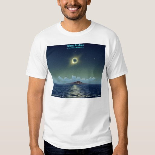 Island Eclipse T Shirt