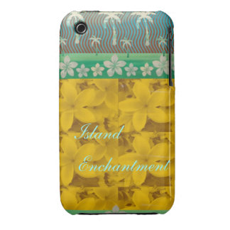 Island Enchantment Gold iPhone 3 Case-Mate Case