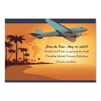 Island Flight Save the Date Announcement