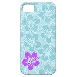 Island Floral Hawaiian iPhone 5 Cases