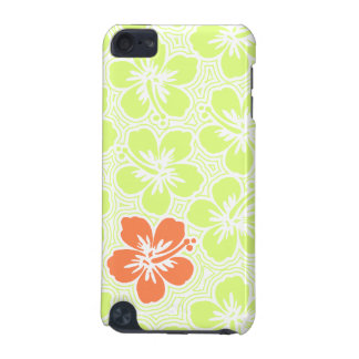 Island Floral Hawaiian iPod Touch Cases