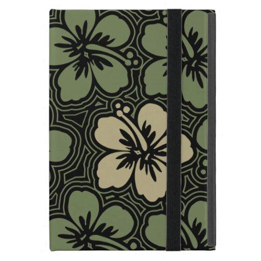 Island Floral Hawaiian Powis iCase iPad Mini Case