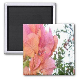 Island Flower - Bougainvilla Flower Magnet