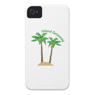 Island Getaway iPhone 4 Case-Mate Case