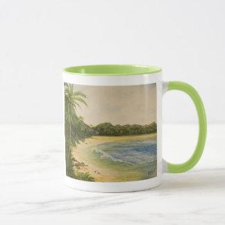 Island Getaway Landscape Mug