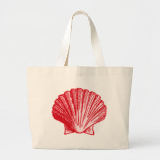 Island Ginger Red Pink Sea Shell Bags