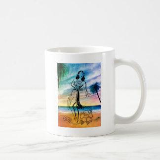 ISLAND GIRL 2.jpg Coffee Mug