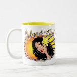 Island Girl Coffee Mugs