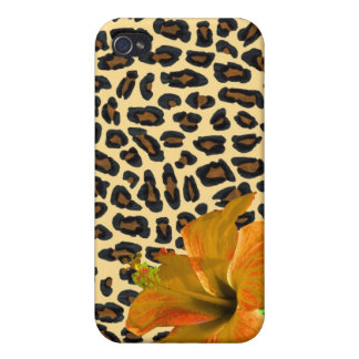 Island Girl Leopard Cover For iPhone 4
