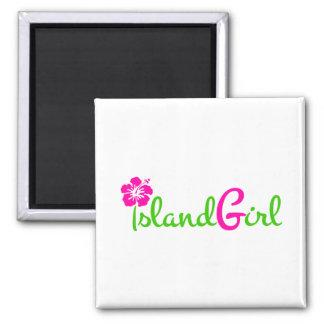 island girl magnet
