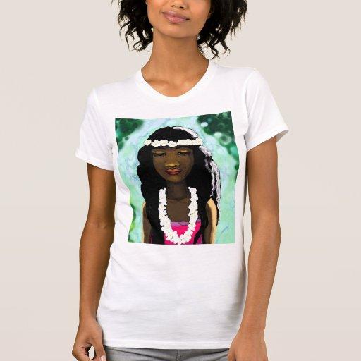 Island girl tee shirt