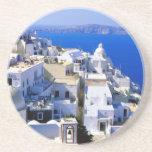 Island, Greece Coasters