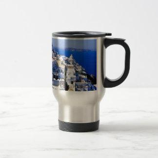 Island, Greece Travel Mug