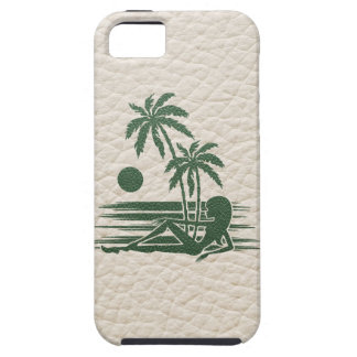 Island Gyal Color9 iPhone 5/5s Case