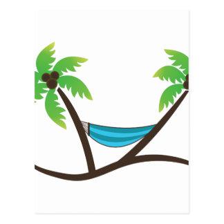 Island Hammock Postcard