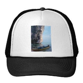 Island Mesh Hats