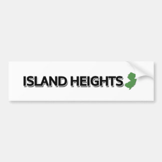 Island Heights, New Jersey Bumper Sticker