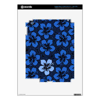 Island Hibiscus Hawaiian iPad 3 or Tablet Skin iPad 3 Skin