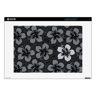 Island Hibiscus Hawaiian Mac or PC Laptop Skin
