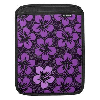 Island Hibiscus Hawaiian Rickshaw iPad Case