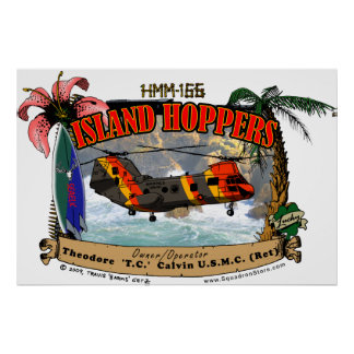 Island Hoppers Poster