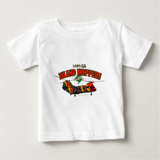 Island Hoppers Simple Design Baby T-Shirt