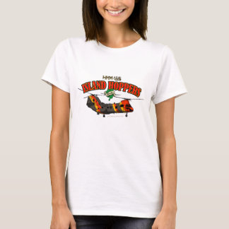 Island Hoppers Simple Design T-Shirt