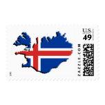 Ísland , Iceland, Stamp