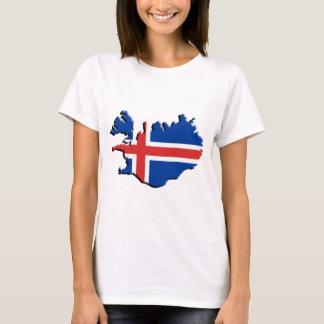 Ísland , Iceland, T-Shirt