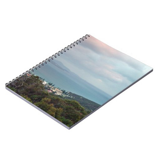 Island in the drizzle note books