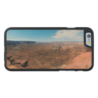 Island in the Sky Canyonlands National Park Utah Carved Maple iPhone 6 Slim Case