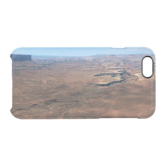Island in the Sky Canyonlands National Park Utah Clear iPhone 6/6S Case