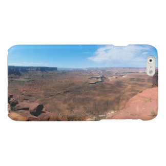 Island in the Sky Canyonlands National Park Utah Glossy iPhone 6 Case