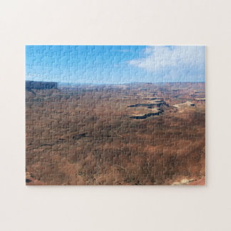 Island in the Sky Canyonlands National Park Utah Jigsaw Puzzle