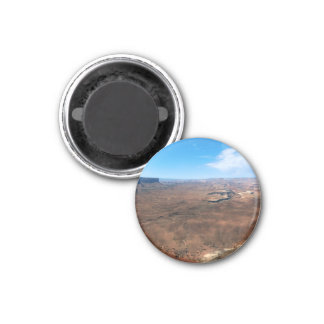 Island in the Sky Canyonlands National Park Utah Magnet