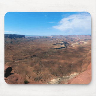 Island in the Sky Canyonlands National Park Utah Mouse Pad