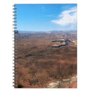 Island in the Sky Canyonlands National Park Utah Notebook