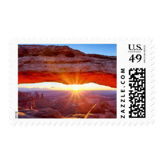 Island in the Sky Postage