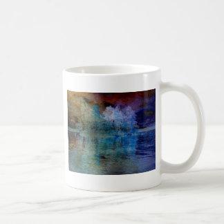 Island in the Storm Classic White Coffee Mug
