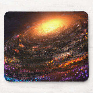 Island in the Void Mouse Pads