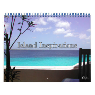 Island Inspirations Calendar
