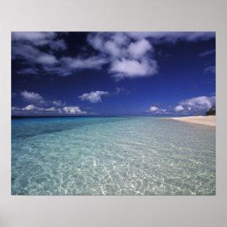 Island landscape, Vava'u Island,Tonga 2 Poster