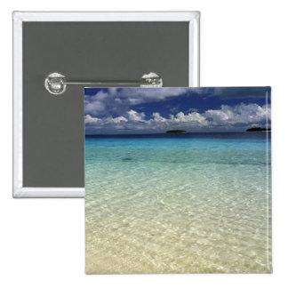 Island landscape, Vava'u Island,Tonga Button