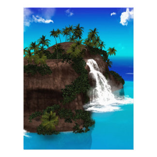 Island Letterhead