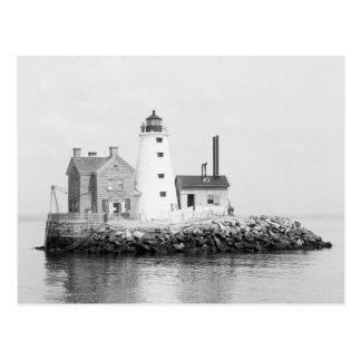 Island Lighthouse, 1896 Post Cards