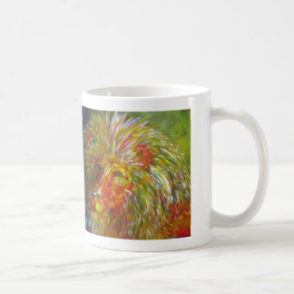 """Island Lion""... Coffee Mug"