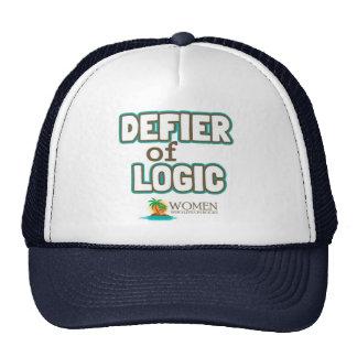 Island Logic Cap (navy) Trucker Hat