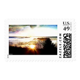 Island Mist Stamp