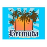 Island of Bermuda Souvenirs Post Card