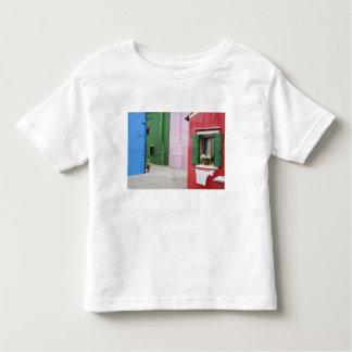 Island of Burano, Burano, Italy. Colorful Burano 2 Shirt